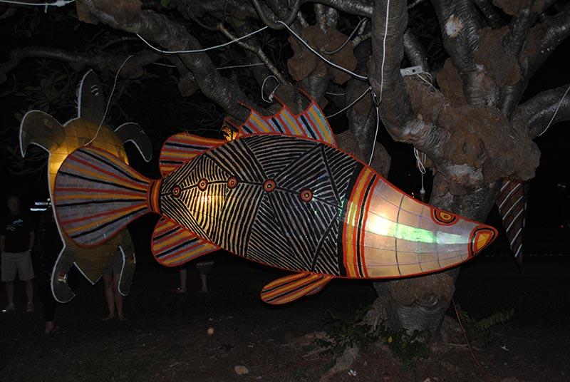 Barramundi Lantern