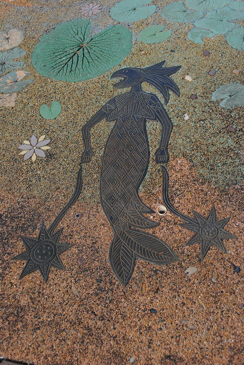 Palmerston Ground Art