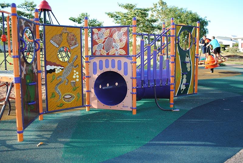 Lyons Community playground