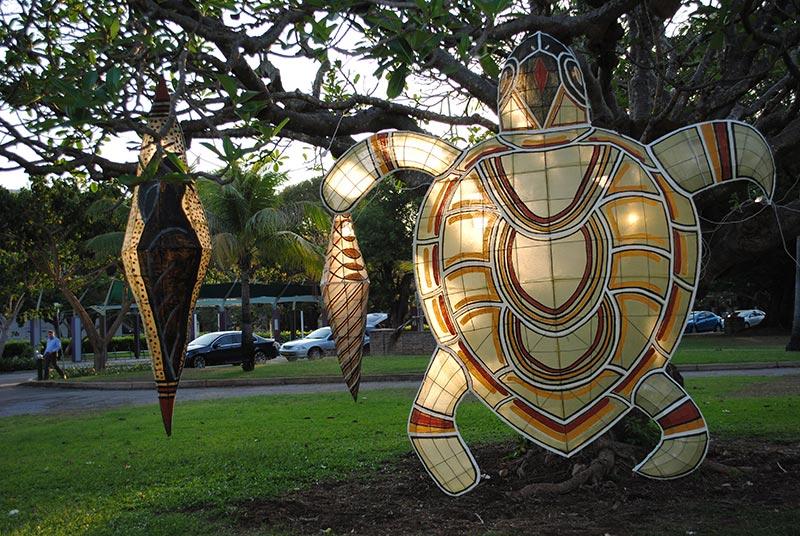 turtle lantern pop up lanterns