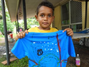 boy with story on t-shirt_lr