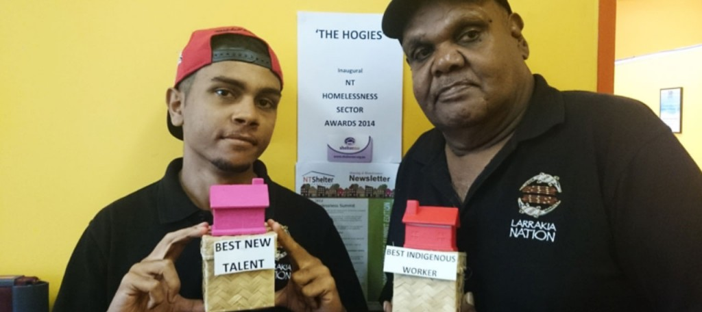 Larrakia Homeless Program