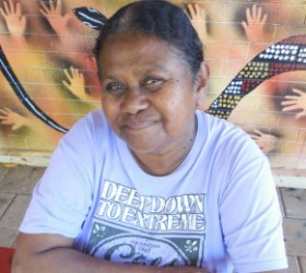 Jocelyn Archer_Larrakia_Nation