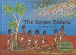 Reggie_Sultan_Seven_Sisters_Book_Larrakia_Nation