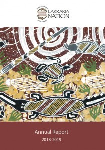 Larrakia Nation_Annual Report_cover