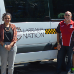 New vehicle for Larrakia Nation patrol services