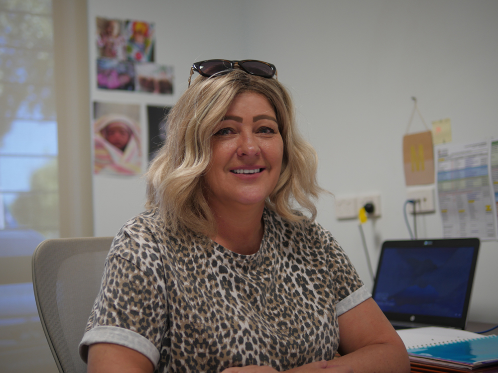 Michelle McCall - Aged & Disability Care Program Manager