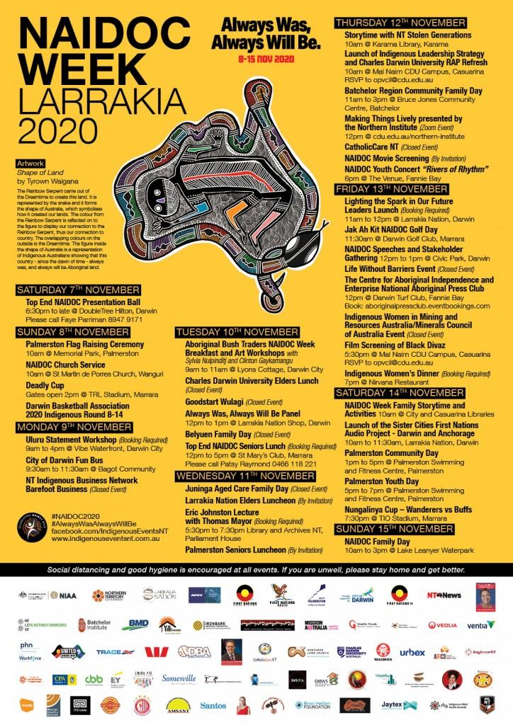 NAIDOC Larrakia 2020 web